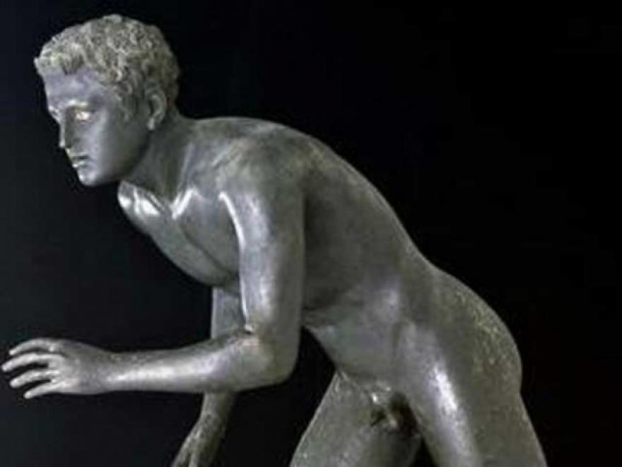 Astylos: storia dell'ultimo olimpionico di Kroton che tradì la sua citta' per gareggiare con Siracusa